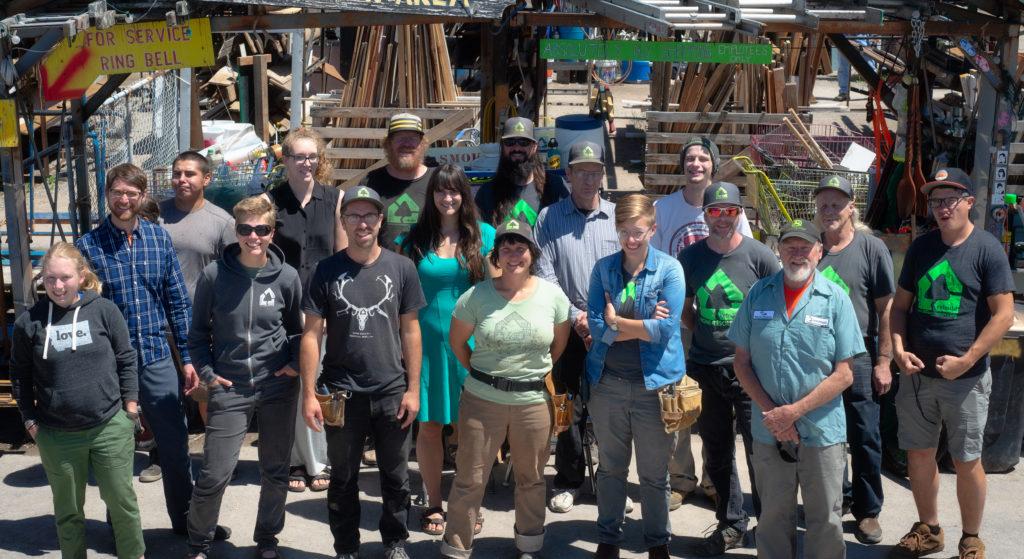 Home ReSource 15th anniversary staff photo